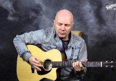 Sigma Guitars. Юрий Матвеев и Sigma S000MC-GA