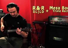 Сравнение Mesa Boogie Triple Rectifier и R&R SLLD