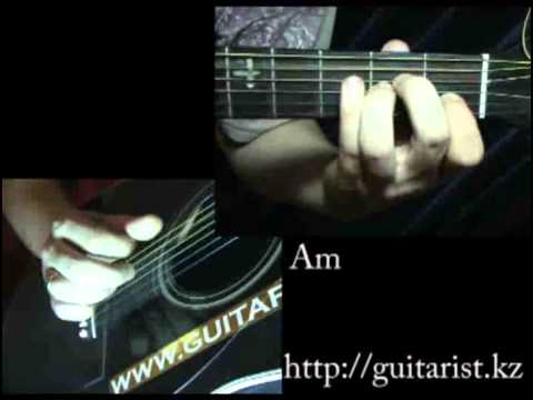 Sysem Of A Down - Lonely day guitar lesson (Уроки игры на гитаре Guitarist.kz)
