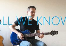 The Chainsmokers ft. Phoebe Ryan — All We Know — Electric Guitar Cover
