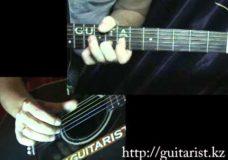 Titanic Theme (Уроки игры на гитаре Guitarist.kz)