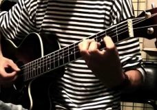 Tom Jones — She's a ladyFingerstyle guitar solo cover