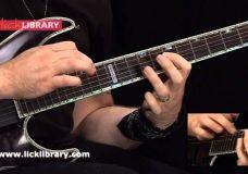 Учимся играть соло в стиле Steve Vai