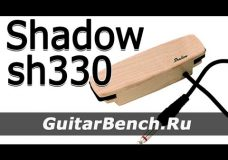 Unboxing, Installing, Test. Pickup Shadow SH 330
