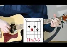 Упражнение на гитаре для пальцев рук