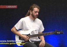 Упражнения для развития техники игры на гитаре