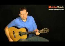 Урок акустической гитары как играть блюз