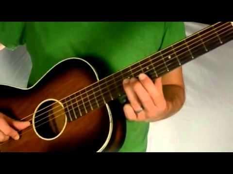 Урок блюзовой гитары мажорная минорная пентатоника