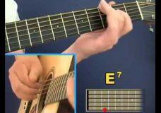 Урок гитары акустический фанк