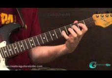 Урок гитары блюзовые фразы