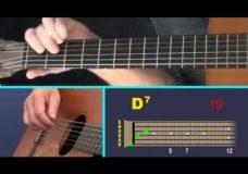 Урок гитары для начинающих — Sleepwalk