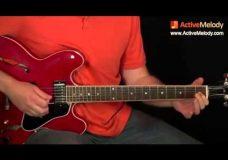 Урок гитары как играть блюз в стиле Jimmy Rogers