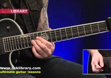 Урок гитары минорная пентатоника