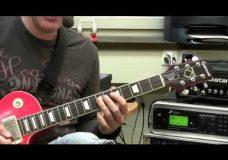 Урок гитары основы роковой ипровизации