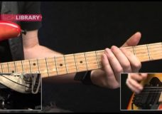 Урок игры на гитаре — Приемы для игры с педалью