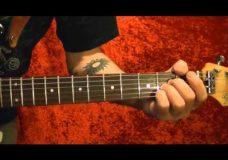 Урок игры на гитаре BEATLES - Twist and Shout