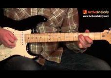 Урок игры на гитаре Funk-ритм