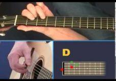 Урок игры на гитаре House of the Rising Sun (Часть 1)