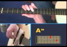 Урок игры на гитаре House of the Rising Sun (Часть 2)