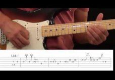Урок игры на гитаре Pink Floyd — Comfortably Numb