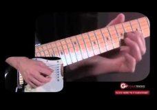 Урок игры на гитаре Southern Blues Rock