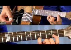 Урок игры на гитаре Tommy Emmanuel — Mr. Guitar Breakdown