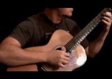 Урок игры на гитаре (фингерстайл) Can't Stop — Red Hot Chili Peppers