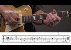 Урок игры на гитаре как играть в стиле ZZ Top