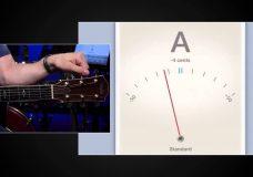 Урок игры на гитаре как настраивать гитару