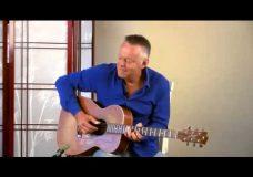 Урок игры на гитаре от Tommy Emmanuel