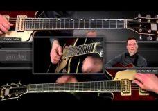 Урок игры на гитаре стиль 'Джордж Харрисон обожает Чака Бэрри'