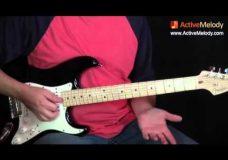 Урок игры на гитаре стиль гитариста Элвиса — Скотти Мура