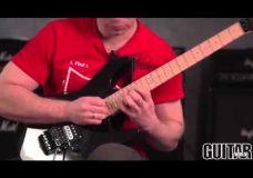 Урок игры на гитаре тэппинг для монстров