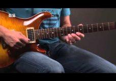 Урок игры на гитаре три позиции пентатоники