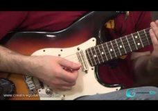 Урок игры на ритм-гитаре 10 отличных упражнений