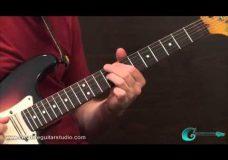 Урок ритм-гитары риффы в стиле Hard Rock