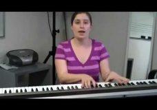 Урок вокала распевка для начинающих