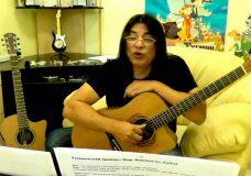Уроки гитары фингерстайл Урок 4