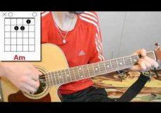 Уроки игры на гитаре бой четверка