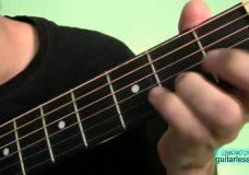 Владимир Кузьмин — Белые дикие кони (Аккорды, урок на гитаре)