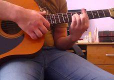ЗВЕЗДА ПО ИМЕНИ СОЛНЦЕ (Разбор на гитаре) БОЙ АККОРДЫ