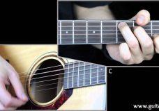 Земфира — Бесконечность (Уроки игры на гитаре Guitarist.kz)