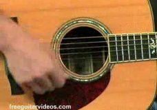 Acoustic Guitar Lesson Feelin it in C