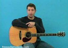 Acoustic Guitar Lesson Shine in E