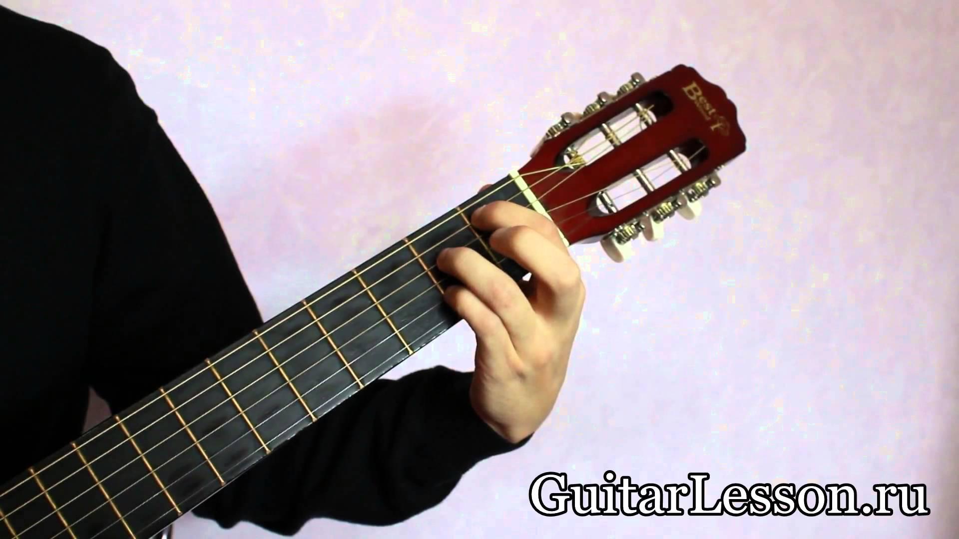 The Color Morale - 'Lifeline (Left To Write)' Guitar Walk Through
