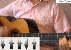 Алексей Маклаков — Тополя разбор, на гитаре