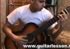 Батарейка — Жуки, разбор на гитаре