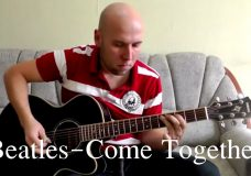 Come Together — Fingerstyle Guitar Cover (The Beatles)