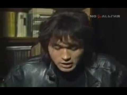 Эксклюзивное интервью, взятое у Виктора Цоя в 1988