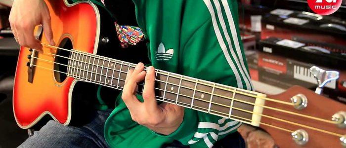 Электроакустическая бас-гитара STAGG AB1006CE
